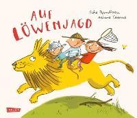 Auf Löwenjagd Foto №1