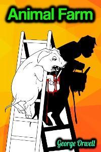 Animal Farm - George Orwell photo №1