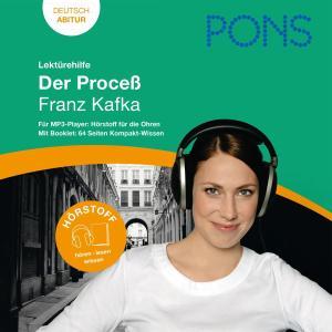 PONS Lektürehilfe - Franz Kafka, Der Proceß Foto №1