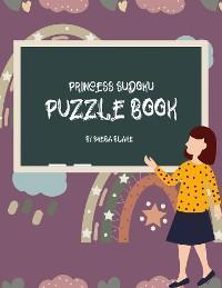 Princess Sudoku Puzzle Book for Kids (Easy Level) (Printable Version) photo №1