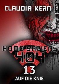 Homo Sapiens 404 Band 13: Auf die Knie Foto №1