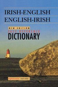 Irish-English/English-Irish Easy Reference Dictionary photo №1