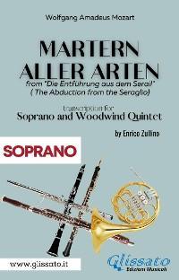 Martern aller Arten - Soprano and Woodwind Quintet (Soprano) Foto №1