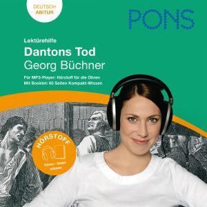 PONS Lektürehilfe - Georg Büchner, Dantons Tod Foto №1