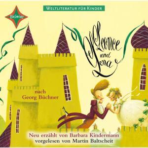 Weltliteratur für Kinder - Leonce und Lena von Georg Büchner (Neu erzählt von Barbara Kindermann) Foto №1