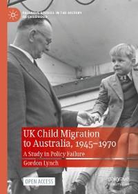 UK Child Migration to Australia, 1945-1970 photo №1