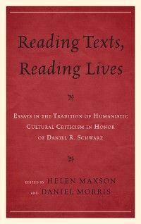 Reading Texts, Reading Lives photo №1