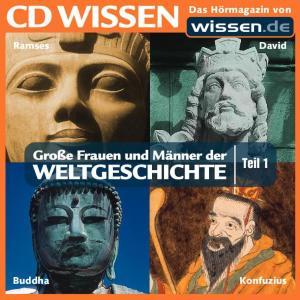 CD WISSEN - Große Frauen und Männer der Weltgeschichte: Teil 01 Foto №1