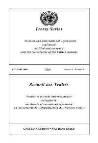 Treaty Series 3008/Recueil des Traités 3008 photo №1