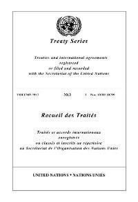 Treaty Series 2917/Recueil des Traités 2917 photo №1