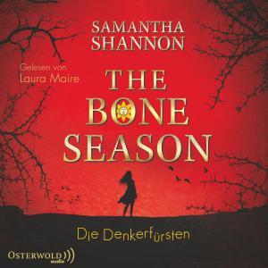 The Bone Season - Die Denkerfürsten Foto №1