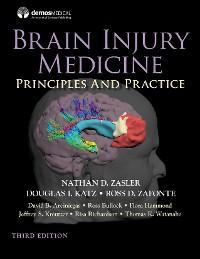 Brain Injury Medicine, Third Edition photo №1