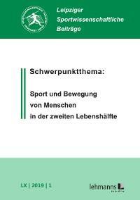 Leipziger Sportwissenschaftliche Beiträge Foto №1