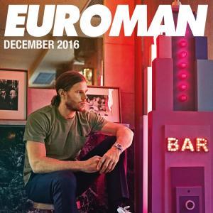 Euroman - December 2016 (uforkortet) photo №1