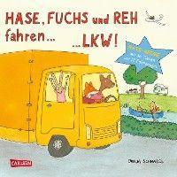 Hase, Fuchs und Reh fahren ... LKW! Foto №1