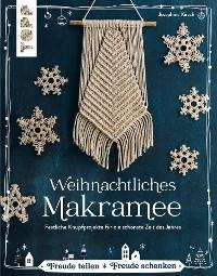 Weihnachtliches Makramee Foto №1
