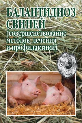 Балантидиоз свиней (совершенствование методов лечения и профилактики) photo №1