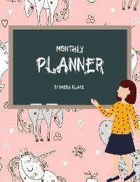 Princess Monthly Planner (2020-2021) (Printable Version) photo №1