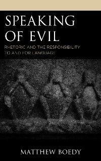 Speaking of Evil Foto №1
