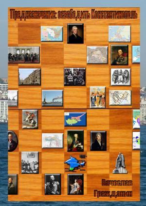 Предназначение: освободить Константинополь. Приключенческо-философский роман с историческими очерками