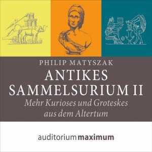 Antikes Sammelsurium II (Ungekürzt) Foto №1