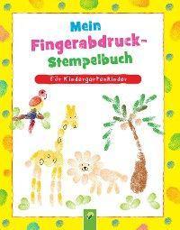 Mein Fingerabdruck-Stempelbuch Foto №1