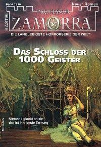 Professor Zamorra 1216 - Horror-Serie