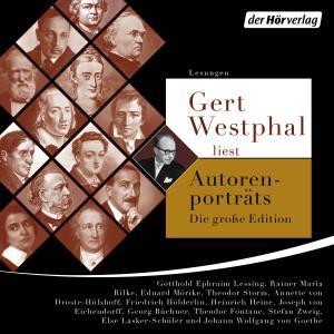 Gert Westphal liest Autorenporträts - Die große Edition