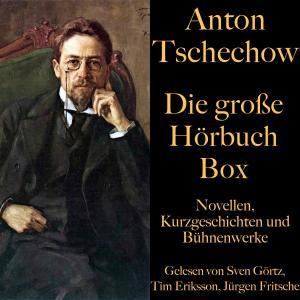 Anton Tschechow: Die große Hörbuch Box Foto №1