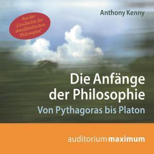 Die Anfänge der Philosophie (Ungekürzt) Foto №1