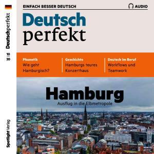 Deutsch lernen Audio - Hamburg, Ausflug in die Elbmetropole Foto №1
