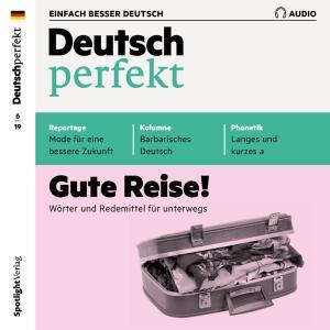 Deutsch lernen Audio - Gute Reise! Foto №1