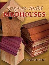 Easy-to-Build Birdhouses Foto №1