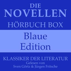 Die Novellen Hörbuch Box - Blaue Edition Foto №1