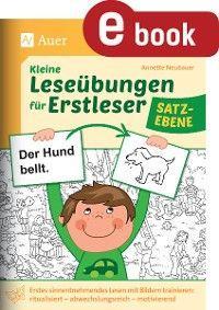 Kleine Leseübungen für Erstleser - Satzebene Foto №1