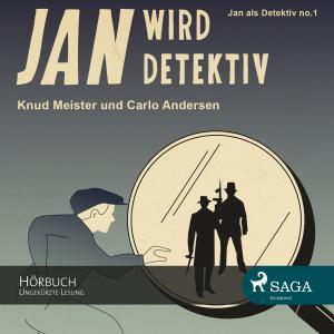 Jan als Detektiv, Folge 1: Jan wird Detektiv (Ungekürzte Lesung) Foto №1