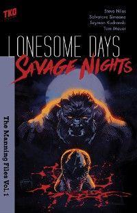 Lonesome Days, Savage Nights photo №1