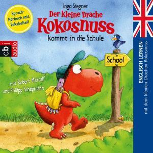 Der kleine Drache Kokosnuss kommt in die Schule Foto №1