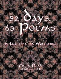 52 Days, 63 Poems photo №1
