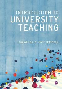 Introduction to University Teaching photo №1