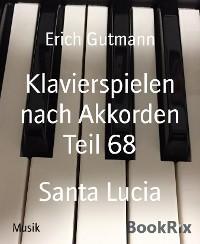 Klavierspielen nach Akkorden Teil 68
