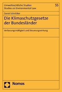 Die Klimaschutzgesetze der Bundesländer Foto №1