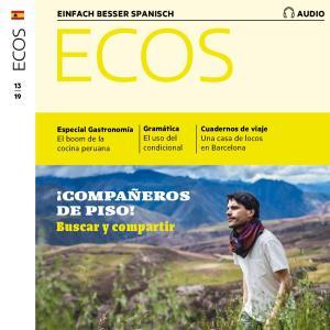 Spanisch lernen Audio - Mitbewohner