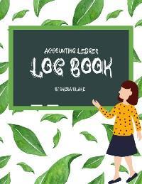 Accounting Ledger Log Book (Printable Version) photo №1