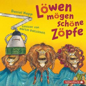 Löwen mögen schöne Zöpfe Foto №1