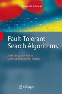 Fault-Tolerant Search Algorithms Foto №1