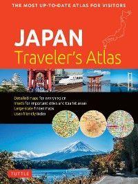 Japan Traveler's Atlas photo №1