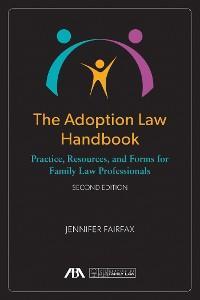 The Adoption Law Handbook photo №1