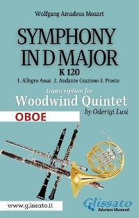 (Oboe) Symphony K 120 - Woodwind Quintet photo №1