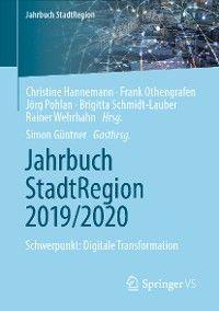 Jahrbuch StadtRegion 2019/2020